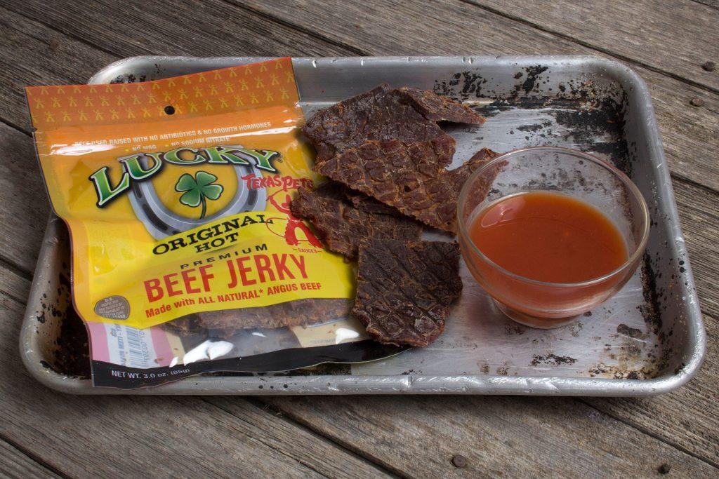 Lucky Beef Jerky Original